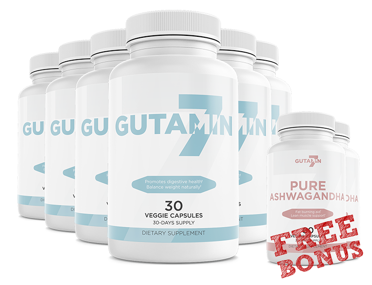 Gutamin 7 Reviews - Probiotics for Weight Loss and Body Metabolism