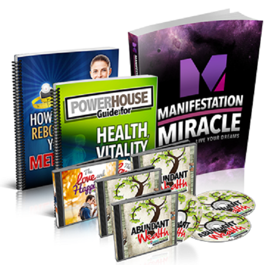Manifestation Miracle Reviews - A Revolutionary Technique to Change Your Life