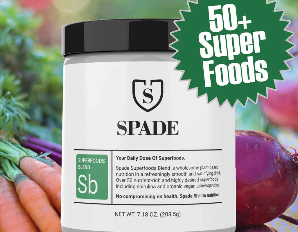 Spade SB-66 Reviews for Treating Obesity among Vegans