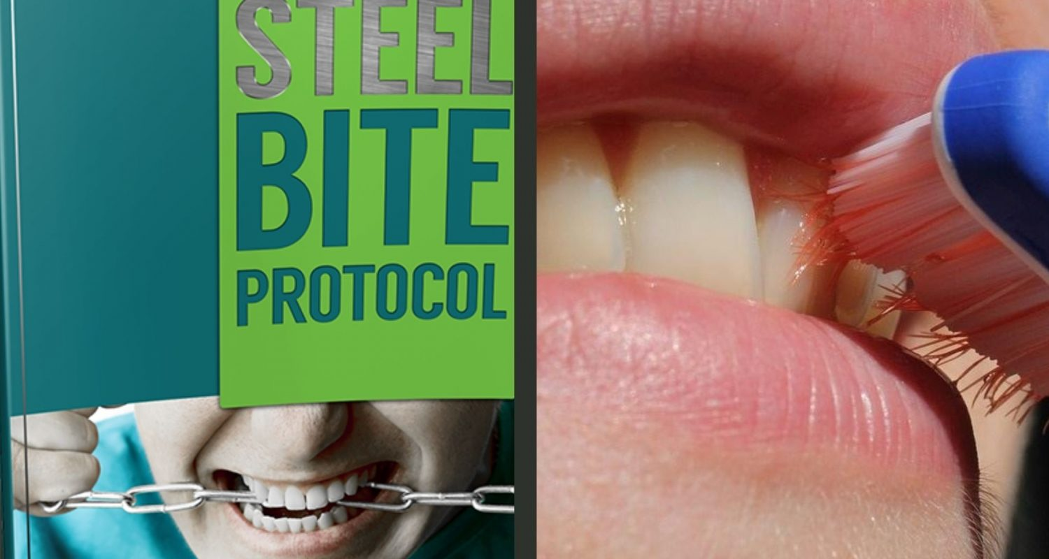 Steel Bite Protocol Reviews - Keep Your Teeth and Mouth Healthy in Natural Ways2
