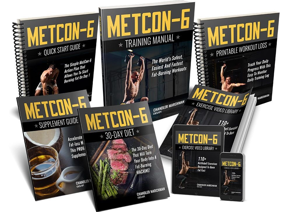 Metcon 6 Review - Best Result for Your Fitness